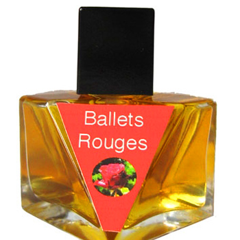 Ballets Rouges  Olympic Orchids Artisan Perfumes
