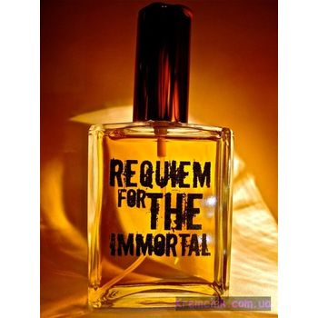 Requiem for the Immortal Scent by Alexis