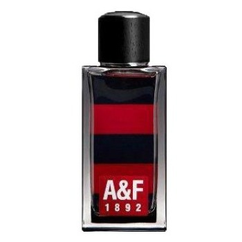 A&F 1892 Red Abercrombie & Fitch