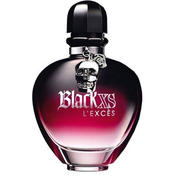 Black XS L'Exces for Her Paco Rabanne