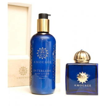 Interlude Woman Gift Set  Amouage