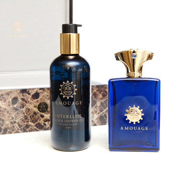 Interlude Man Gift Set Amouage