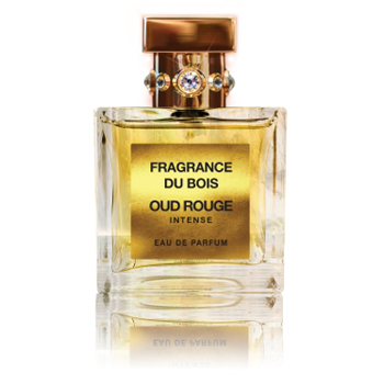 Oud Rouge Intense Fragrance Du Bois