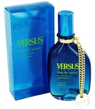 Versus Time for Action Versace
