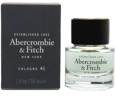 Cologne No.41 Abercrombie & Fitch
